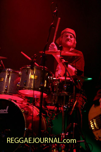 drums, House of Riddim 2014-11-01 Arsenaaltheater, Vlissingen, Holland