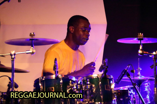 drums 2014-10-11 Club Empire, Rotterdam, Holland
