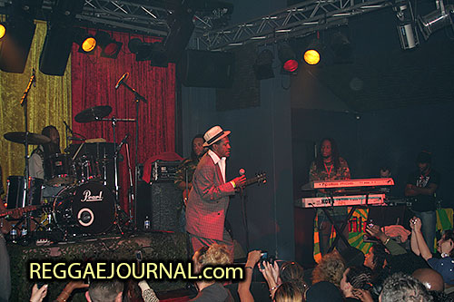 Gregory Isaacs 2006-11-23 Willemeen, Arnhem, Holland