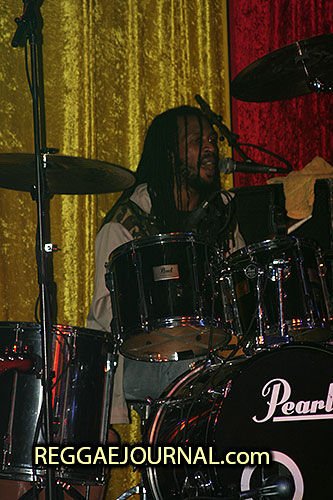 drums, Live Wyya 2006-11-23 Willemeen, Arnhem, Holland