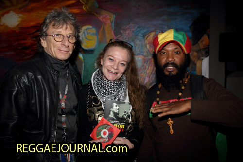 Warrior King 2015-02-13 Cafe the Zen, Amsterdam, Holland